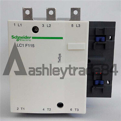 1PCS Schneider/Telemecanique F Series Contactor LC1F115 New In Box