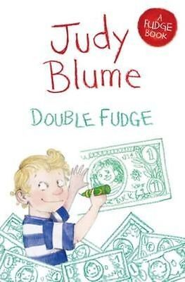 Double Fudge by Judy Blume (Paperback, 2014)-9781447262886-G012