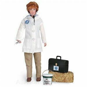 Veterinarian with Vet Kit - Collectible Horses by Breyer (522)