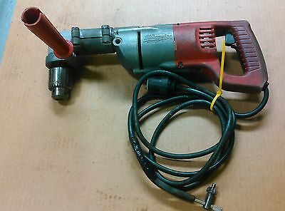 Milwaukee Right Angle Drill 1101-1 = Works Great!  (C)