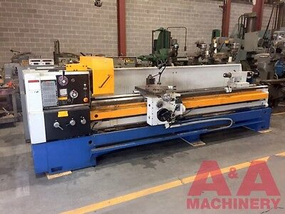 Summit 20X120 Gap Bed Lathe 21734
