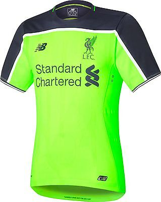 Liverpool Third Shirt 2016 2017