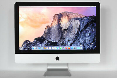 Apple iMac 21-inch 2.9GHz Quad Core i5 8GB RAM 1TB HD GT 750M Late 2013 A1418