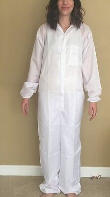 Reusable Breathable Polyester Paint Coverall New in Bag