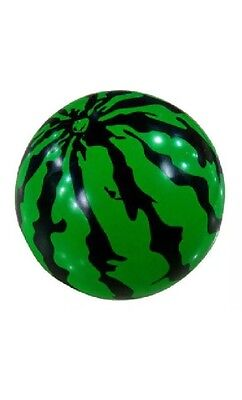 Kids Inflatable Blowup Beach Watermelon Ball Holiday Swimming Party Garden Toy