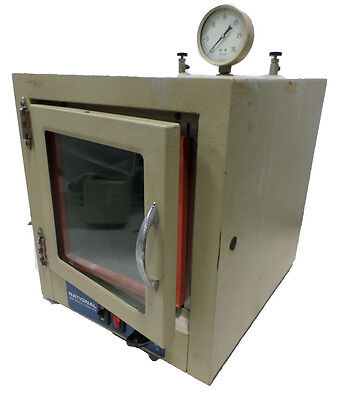 National Appliance 5831-6 Laboratory Bench Top Vacuum Oven