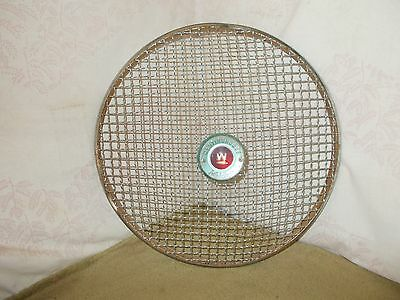 Vgt Westinghouse Mobilaire Round Fan Guard Grille Steampunk Crafts