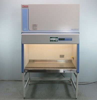 Thermo 1300 Series 4' Biosafety Cabinet Class II A2 with Stand and Warranty