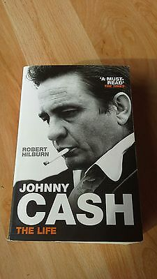 Johnny Cash The Life by Robert Hilburn Paperback 2014