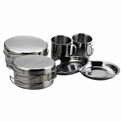 BeGrit Backpacking Camping Cookware Picnic Camp Cooking Cook Set for Hiking (...