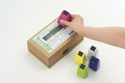 Plus Japan Guard-Your-ID Camouflage Roller Stamp Refill Cartridge NEW