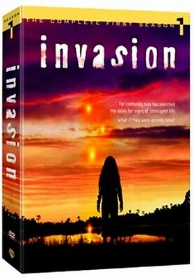 Invasion - The Complete Series (DVD, 2006, Box Set) New Sealed Region1