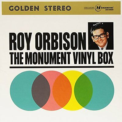 Orbison, Roy - Monument Box Set Vinyl LP (4)  NEU