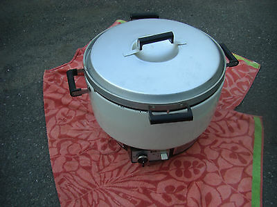 Rinnai 55 cup natural gas rice cooker pickup only
