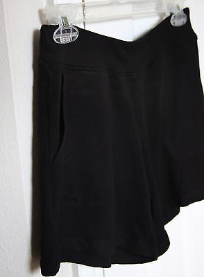 SOMA Women's Black Lounge Shorts Sleep Size Small Comfy Soft Lounge Wear