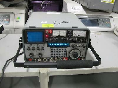IFR FM/AM-1200S Service Monitor (9381)