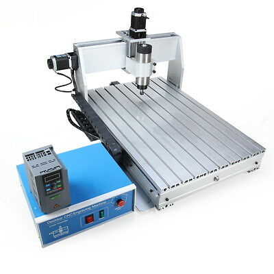 6040T CNC Router Machine 3 Axis Engraver Engraving Drilling Milling Wood Carving