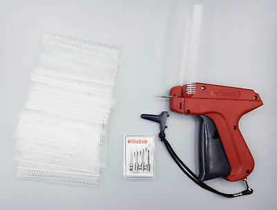 Amram Tagger Standard Tag Attaching Tagging Gun BONUS KIT with 5 Needles and ...