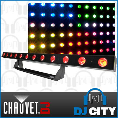 Chauvet DJ ColorBand Pix USB LED Wash Light RGB Colour Strip w/ Pixel Mapping