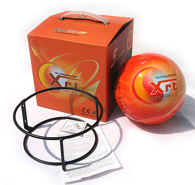 0.5KG/1.3KG AFO Fire Extinguisher Ball Easy Throw Stop Fire Loss Tool Safety