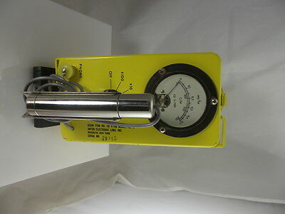 Re-Calibrated CDV-700 Radiation Meter (Geiger Counter)-InPerfect Working Order