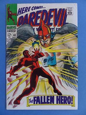 Daredevil 40 1968 Unholy Three!