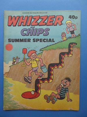 WHIZZER & CHIPS Summer Special 1979 EXCELLENT!!