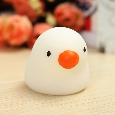 Fat Pigeon Squishy Squeeze Cute Healing Toys Collection Stress Reliever Gift