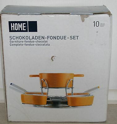 10 Piece Chocolate Fondue Set - Unopened