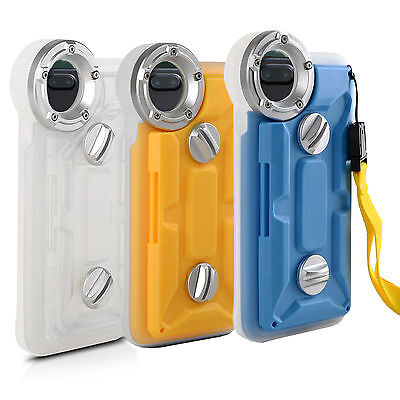 New Underwater Diving Waterproof Case Cover For Apple iPhone 6 6S 7 Plus