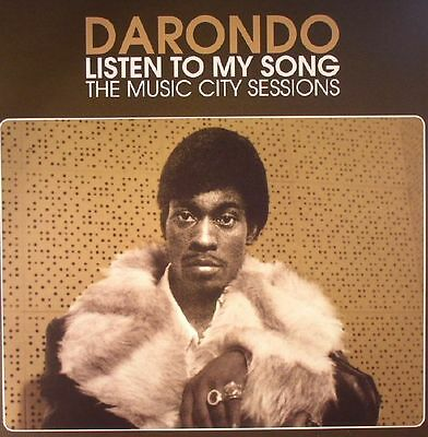 DARONDO - Listen To My Song: The Music City Sessions - Vinyl (LP)