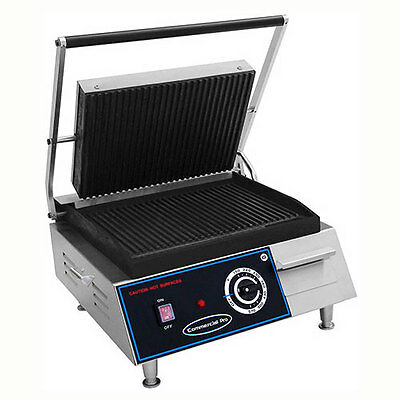 Commercial Pro Panini Press Grill CPPGM1