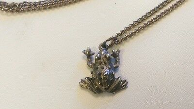 Frog Toad Pendant