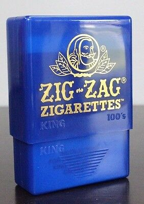 Zig Zag Crush Guard Cigarette Case Box 100mm and King Size~Like Tough Box