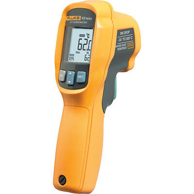 Fluke 62 Max+, Ir Thermometer, Double Laser