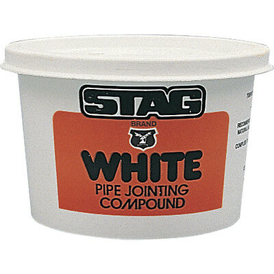 Stag White Jointing Compound 400Gm Tin