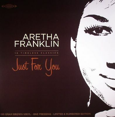 FRANKLIN, Aretha - Just For You - Vinyl (LP)