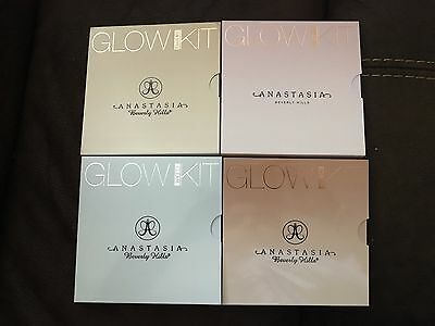 Anastasia Beverly Hills GLOW KIT SWEET, MOONCHILD MAY HAVE MINOR ISSUE FAST SHIP