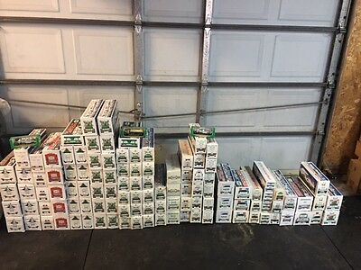 LOOK AT THIS Massive Hess Truck collection! 115 Trucks 1982-2014