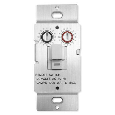 X10 Push Button Relay Wall Switch (WS469)