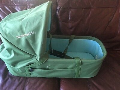 Bumbleride indie 4 Bassinet / Carrycot  In Seagrass