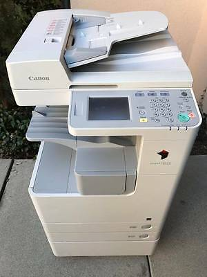 LIKE NEW Canon IR 2525 Image Runner copier printer scanner fax