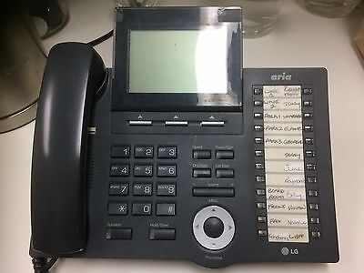 LG Aria 130 Phone System with 14 x Handsets