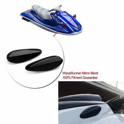 Mirror Block Cleat fit for Yamaha FZ Series VX Deluxe 110 Dlx Cruiser JET SKI