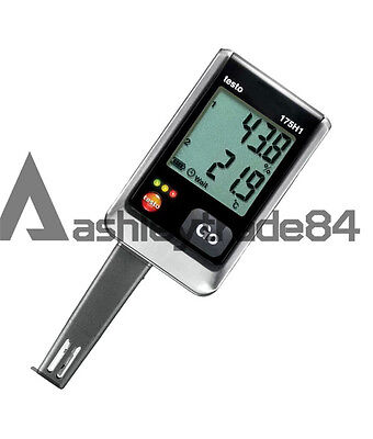 Testo 175-H1 (0572 1754) 2-Ch Temp&Humidity Data Logger Ext  Humidity Sensor