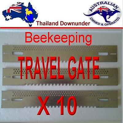 Bee Keeping Travel Gate And Mouse Guard Bee Hive Equipment X  40    Time Saver