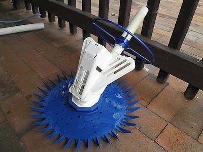 """Genuine Baracuda  Barracuda """" G """" Automatic Swimming Pool Cleaner Reconditioned"""