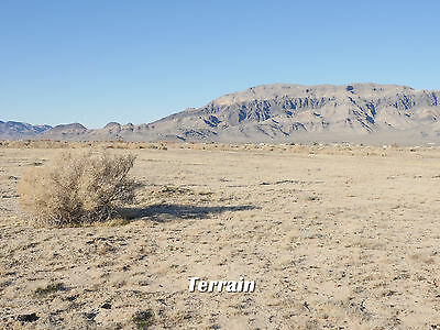1/4 Acre Lot - Peaceful Pahrump, Great Investment, 45 Minutes to Vegas, Enjoy!!!