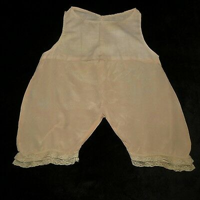 Silky Old Vintage/antique Baby/doll Garment Undergarment? Very Good Condition