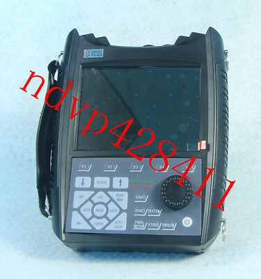 New SUB110 Digital Ultrasonic Flaw Detector Defectoscope 0~9999mm DAC AVG Curve